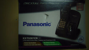 Telephone Panasonic neuf