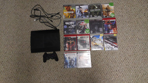 PS3, 12GB, Great condition (OBO)