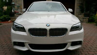 2012 BMW 550 x Drive/M Sport package ONLY 43564 KILOMETERS