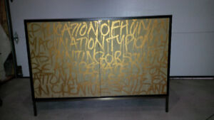 graffiti credenza MOD furniture