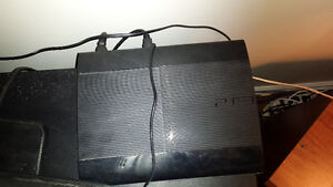 Ps3 40 games 2 controllers controller dock and more