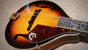 Epiphone MM-30SE Electric Acoustic Mandolin - $245