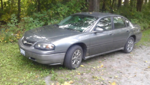 2005 Chevy Impala - $1200 or best offer