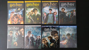 Complete Harry Potter Collection