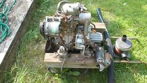 1GM 10 Yanmar diesel engine