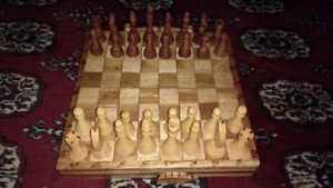 Chess board-Moving sale