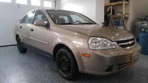 2004 Chevrolet Optra Sedan
