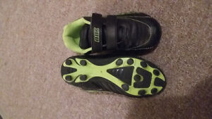 Soccer shoes size 12 and 13