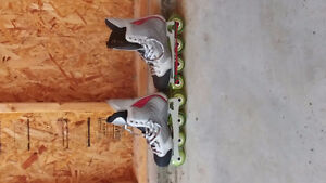 Brand New in box Nike roller blades.