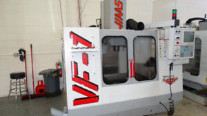 1996 Haas VF-1 CNC out of a medical facility, it is super clean