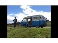 VW t25 / t3 camper van autosleeper campervan