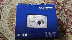Appareil photo Olympus X-36 Camera