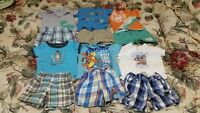 Boys lot of 6-12 month summer clothes