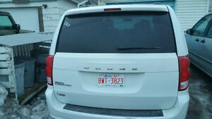 2014 Dodge Grand Caravan Anversaly 30th Minivan, Van