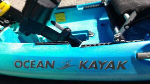 Kayak à pédale Ocean Kayak Malibu PDL (DEMO)