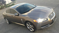 2009 Jaguar XF SUPERCHARGED Full Equipe! GPS, Back up Cam 440hp!