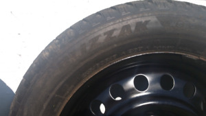 Winter tires 215 65 r 17