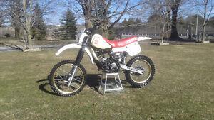 1982 yz125 for sale or trade Kawartha Lakes Peterborough Area image 2
