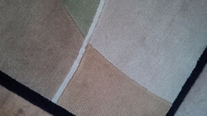 Perfect Silk / Wool New Rug - for sale !