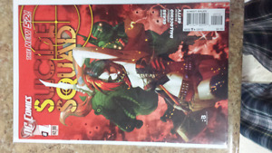 Suicide Squad #1 new 52 comic book