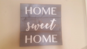 Farmhouse, rustic wooden signs for sale (wall decor)
