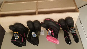 Brand New Women and Men's Winter  Boots - sizes 6,7,9,10