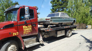 Cheap tow----------Alberta low cost towing 24/7