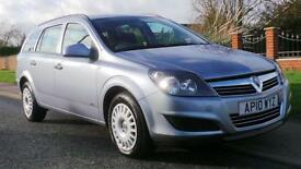 2010 Vauxhall Astra 1.7 CDTI ECOFLEX TURBO DIESEL ESTATE 5DR **£30 ROAD TAX*...