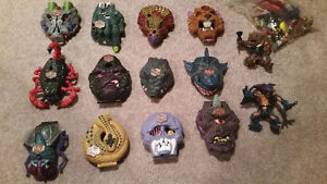 Mighty Max COMPLETE sets