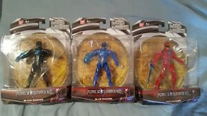 "Power Rangers Movie Action Hero 5"" Figures"
