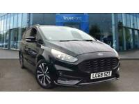 2019 Ford S-MAX 2.0 EcoBlue 190 ST-Line 5dr Auto ** Factory Fitted Front&Rear Pa