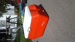 GOTT 60 Cooler with end water drain