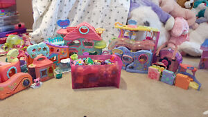 Little Pet Shop & Polly Pocket Collections