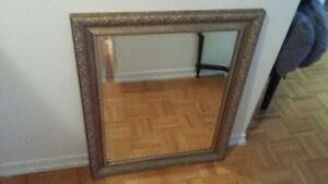 Miroir biseauté - Beveled mirror