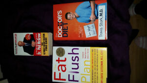 Weight loss books.