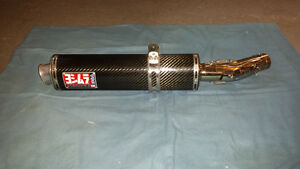 Yoshimura RS-3 Slip-on, carbon fiber exhaust (used)