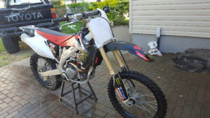 For Sale 2003 Honda CRF450R