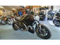 Ducati Diavel 1198 Carbon 2016 low miles 12 month MOT