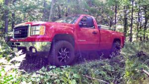 2009 GMC Sierra