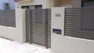 Gates and fences stainless steel Padstow Bankstown Area Preview