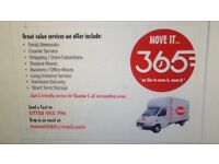 Fast and reliable man & van service