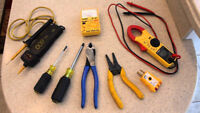 MASTER ELECTRICIAN WITH 45 YEARS EXPERIENCE FOR HIRE