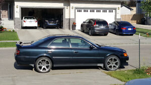 97 Toyota Chaser 1JZ GE auto