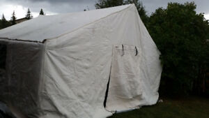 Wall Tent | Buy or Sell Fishing, Camping & Outdoor Equipment