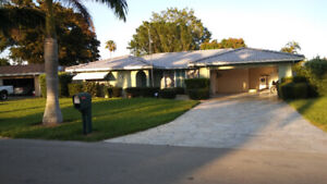 VACATION HOME FOR RENT, CAPE CORAL FLORIDA