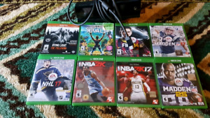 Xbox games for trade