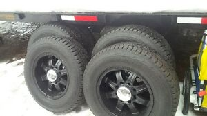 For Sale: Eagle Alloys and studded Hankook tires