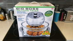 Big Boss Air Fryer! Mint Condition!