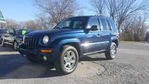 JEEP LIBERTY LIMITED 4X4 SUV *** LOADED *** CERT $4995