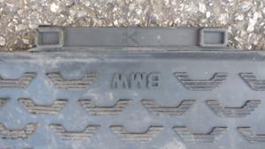 2007-11 BMW 3 series original floor mats